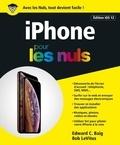 Edward C. Baig et Bob LeVitus - L'iphone pour les nuls.