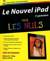 Le Nouvel iPad 3e génération pour les nuls.pdf