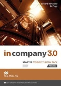 Deedr.fr In Company 3.0 - Starter Student's Book Pack Image
