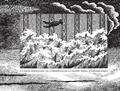 Edward Gorey - La vague déchaînée : ou l'imbroglio de la poupée noire.