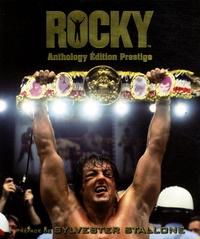 Edward Gross - Rocky - Anthology, édition prestige.