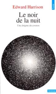 Deedr.fr LE NOIR DE LA NUIT. Une énigme du cosmos Image