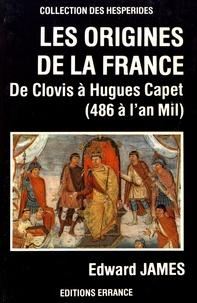 Deedr.fr Les origines de la France - De Clovis à Hugues Capet (486 à l'an mil) Image