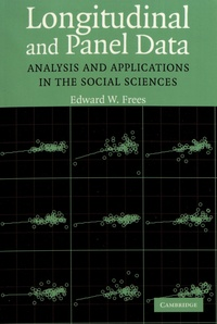 Longitudinal and Panel Data- Analysis and Applications in the Social Sciences - Edward W. Frees |