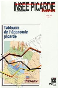 Edwige Crocquey et Marie-Odile Leroy - Tableaux de l'économie picarde.