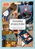 Edwige Foissac - Cartables et sacs à dos - 25 projets originaux enfants et adultes avec patrons en taille réelle.