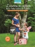 Edwige Foissac - L'univers en couture de la petite cabane de Mavada - Sacs, poupées et autres jolis projets à réaliser.