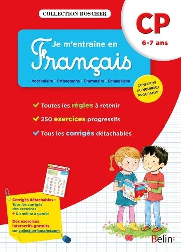 Edwige Rafini et Véronique Schwab - Je m'entraîne en Français CP - 6-7 ans.
