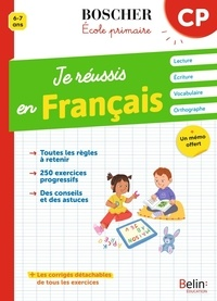 Edwige Rafini et Véronique Schwab - Je réussis en français CP.