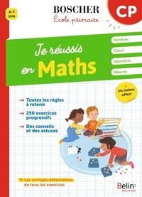 Edwige Rafini et Véronique Schwab - Je réussis en maths CP.