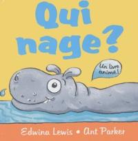 Edwina Lewis et Ant Parker - Qui nage ?.