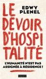 Edwy Plenel - Le devoir d'hospitalité.