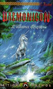 Edwyn Kestrel - Le sanctuaire des elfes Tome 3 : L'alliance elfique.