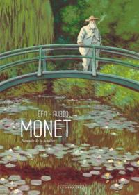 Efa et Salva Rubio - Monet, nomade de la lumière.