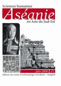 François Lagirarde - Aséanie N° 21, juin 2008 : .