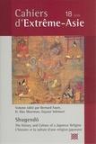 Bernard Faure et Max Moerman - Cahiers d'Extrême-Asie N° 18, 2009 : Shugendo : l'histoire et la culture d'une religion japonaise.