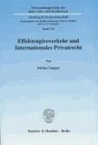 Effektengiroverkehr und Internationales Recht.