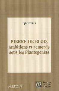 Egbert Türk - Pierre de Blois - Ambitions et remords sous les Plantagenêts.