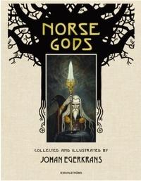 EGERKRANS JOHAN - Norse gods.