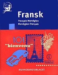 Egill-Daae Gabrielsen - Fransk-Lommeordbok : Français-Norvégien, Norvégien-Français.