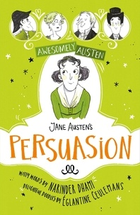 Eglantine Ceulemans et Narinder Dhami - Jane Austen's  Persuasion.