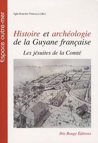 Histoire et archéologie de la Guyane française - Les jésuites de la Comté.pdf