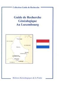 EGV Editions - Guide de recherche généalogique au Luxembourg.