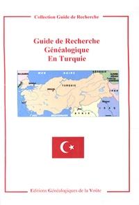 EGV Editions - Guide de recherche généalogique en Turquie.