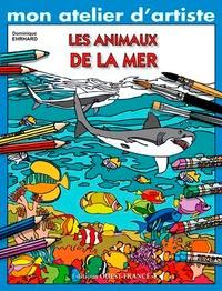 Openwetlab.it Mon atelier d'artiste : animaux de la mer Image