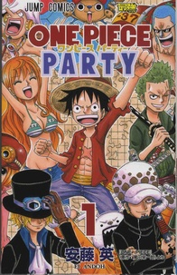 Ei Andoh - One Piece Party Tome 1 : .