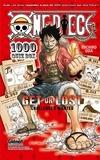 Eiichirô Oda - One Piece 1000 Quiz Book - Coffret en 2 volumes : 500 Quiz Book tomes 1 et 2.