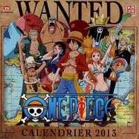 Eiichirô Oda - One Piece calendrier 2013.