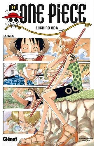 One Piece - Édition originale - Tome 09. Larmes