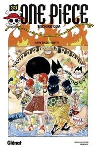 Meilleure source de téléchargement de livres électroniques One Piece - Édition originale - Tome 33  - Davy back fight !! RTF