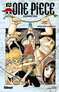 Téléchargez kindle books to ipad gratuitement One Piece - Édition originale - Tome 39  - Opération sauvetage par Eiichiro Oda