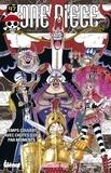 Eiichirô Oda - One Piece - Édition originale - Tome 47 - Temps couvert avec chutes d'os par moments.