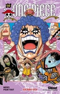 Kindle télécharger un ebook sur ordinateur One Piece - Édition originale - Tome 56  - Merci pour tout in French