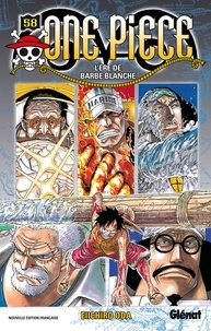 Télécharger livres google books pdf gratuitement One Piece - Édition originale - Tome 58  - L'ère de Barbe blanche in French
