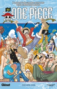 Ebooks livre audio à téléchargement gratuit One Piece - Édition originale - Tome 61  - A l'aube d'une grande aventure vers le nouveau monde 9782331029608