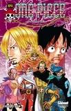 Eiichirô Oda - One Piece - Édition originale - Tome 84 - Luffy versus Sanji.