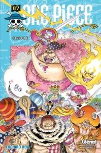 Eiichirô Oda - One Piece - Édition originale - Tome 87 - Sans pitié.