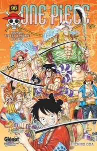 Eiichirô Oda - One Piece - Édition originale - Tome 96.