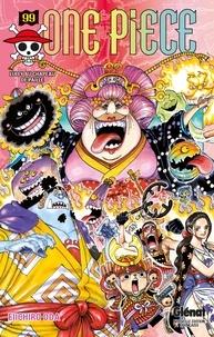 Eiichirô Oda - One Piece - Édition originale - Tome 99.