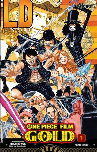 One Piece Gold Tome 1 Tankobon