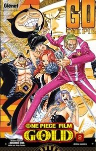 Amazon télécharger des livres en ligne One Piece Gold Tome 2 9782344027592