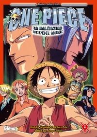 One Piece - La malédiction de l'épée sacrée Tome 1 - Eiichirô Oda  