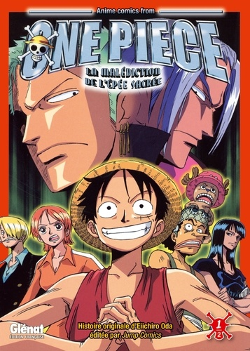 One Piece La Malédiction De L'épée Sacrée
