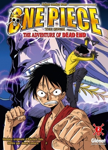 Eiichirô Oda - One Piece - The Adventure of Dead End Tome 2 : .