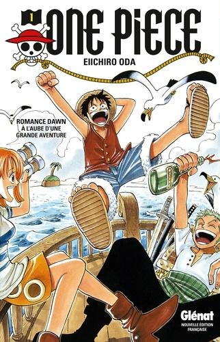 One Piece Tome 1 Romance Dawn. A l'aube d'une grande aventure