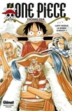Eiichirô Oda - One Piece Tome 2 : Luffy versus la bande à Baggy !!.